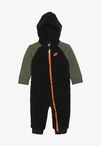 Nike Sportswear - COVERALL BABY - Jumpsuit - black - 2