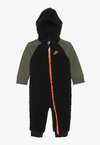 Nike Sportswear - COVERALL BABY - Jumpsuit - black - 0
