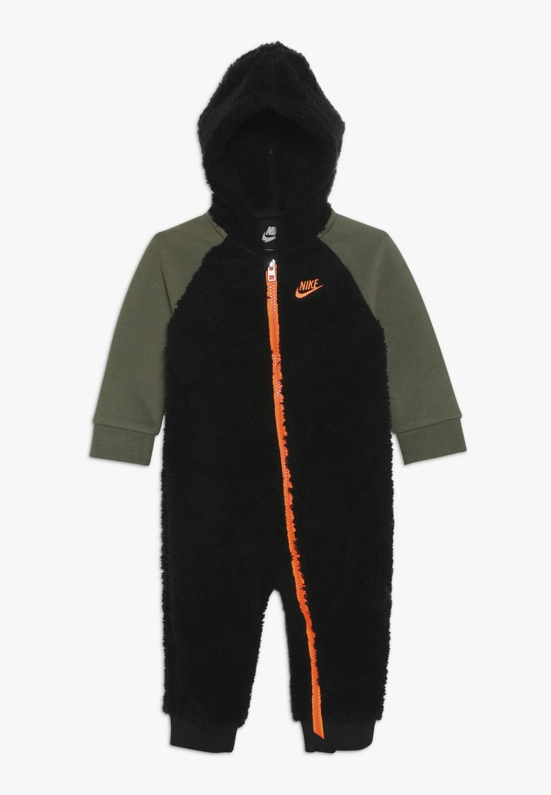 Nike Sportswear - COVERALL BABY - Jumpsuit - black