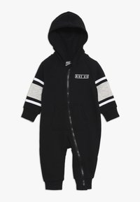 Nike Sportswear - COVERALL BABY - Overal - black - 0