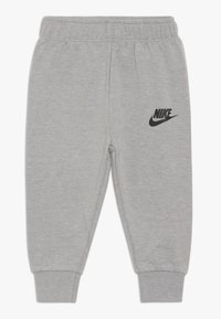 Nike Sportswear - SOLID FUTURA PANT SET BABY - Zip-up hoodie - dark grey heather - 2