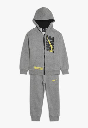 LEBRON PANT SET - Verryttelypuku - dark grey heather