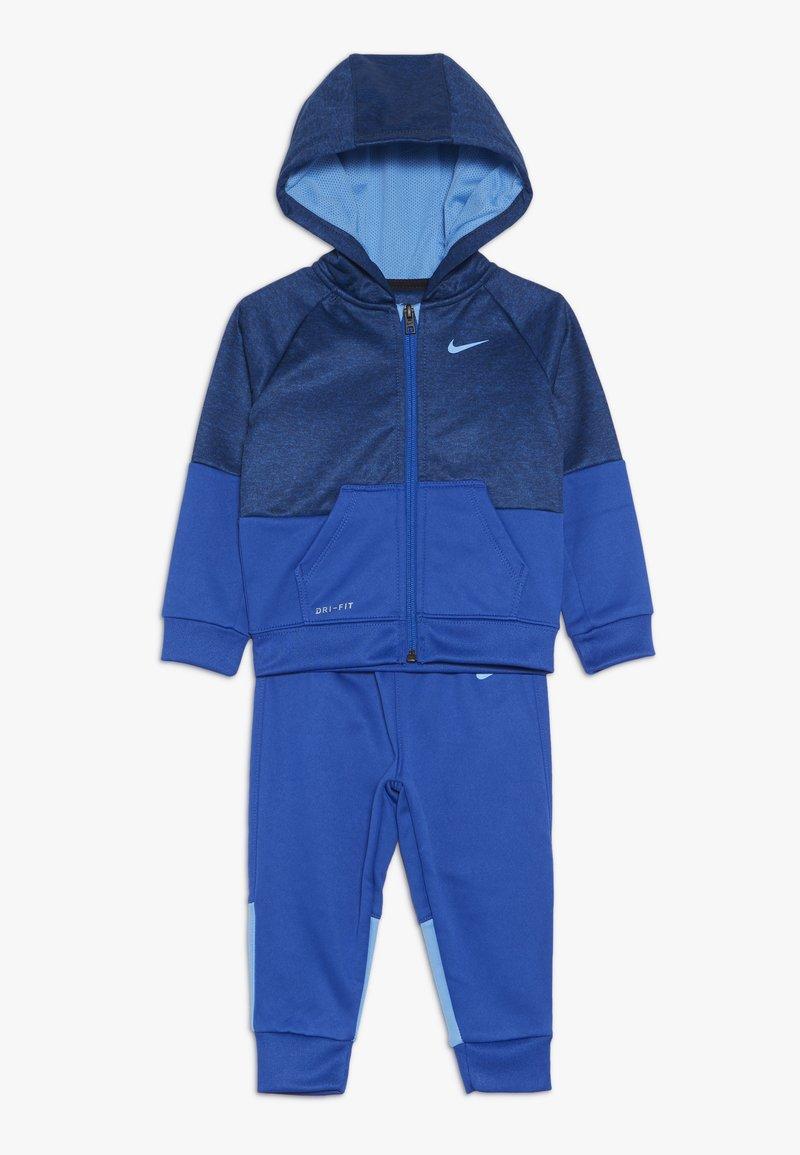Nike Sportswear - BABY SET - Zip-up hoodie - game royal