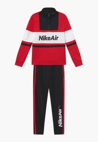 Nike Sportswear - AIR TRACKSUIT - Veste de survêtement - university red/black/white - 0