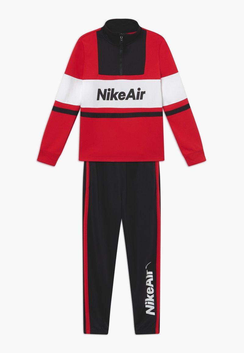 Nike Sportswear - AIR TRACKSUIT - Veste de survêtement - university red/black/white