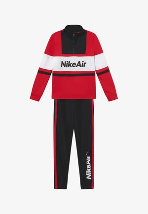 AIR TRACKSUIT - Sportovní bunda - university red/black/white