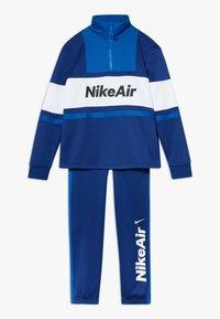 Nike Sportswear - AIR TRACKSUIT - Training jacket - deep royal blue/game royal/white - 0