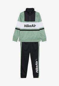 Nike Sportswear - AIR TRACKSUIT - Giacca sportiva - silver pine/black/white - 2