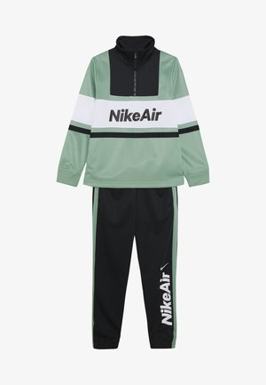 AIR TRACKSUIT - Trainingspak - silver pine/black/white