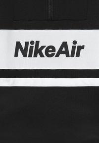 Nike Sportswear - TRACKSUIT SET - veste en sweat zippée - black/white - 5