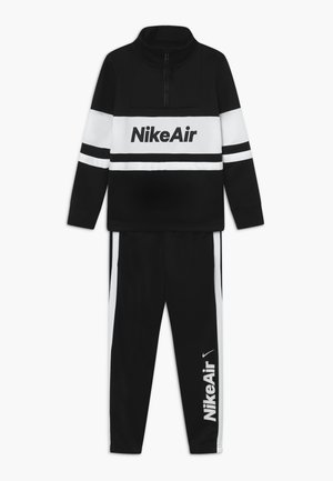 AIR TRACKSUIT - Survêtement - black/white