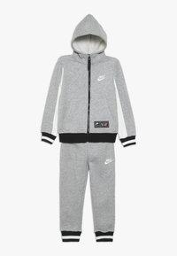 Nike Sportswear - AIR SET - Treningsdress - dark grey heather - 0