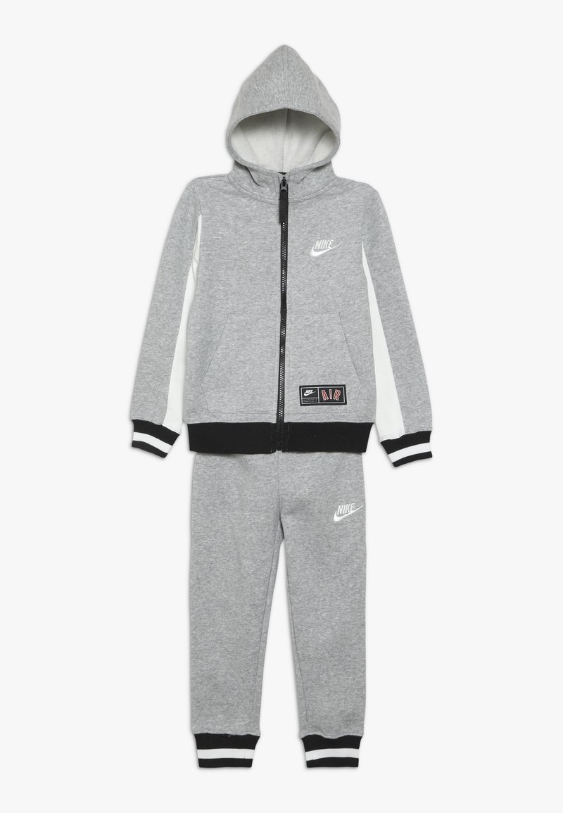 Nike Sportswear - AIR SET - Treningsdress - dark grey heather
