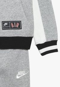 Nike Sportswear - AIR SET - Treningsdress - dark grey heather - 3