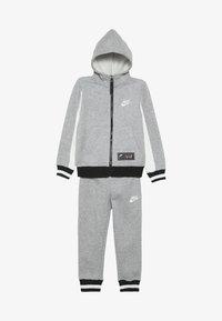 Nike Sportswear - AIR SET - Treningsdress - dark grey heather - 4