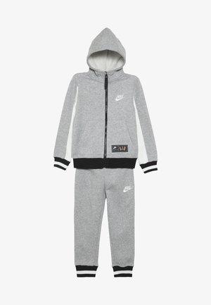 AIR SET - Trainingsanzug - dark grey heather