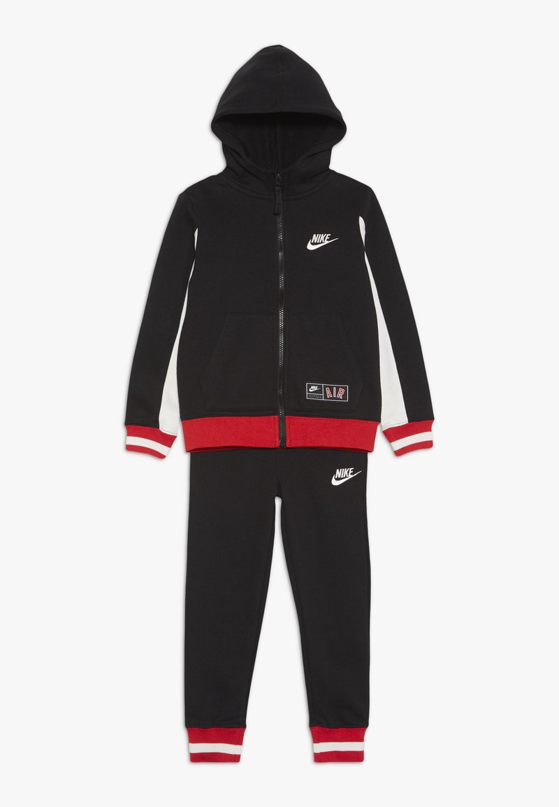 Nike Sportswear - AIR SET - Survêtement - black