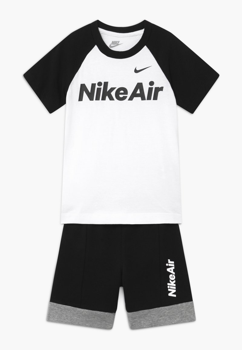 Nike Sportswear - AIR SET - Pantalon de survêtement - black