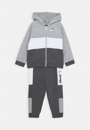 AIR SET - Trainingspak - charcoal heather