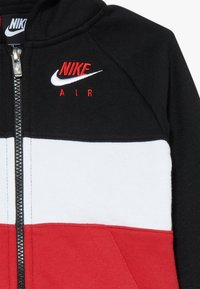 Nike Sportswear - AIR SET - Trainingspak - black/university red - 5