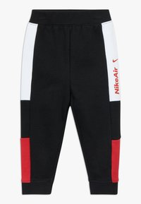 Nike Sportswear - AIR SET - Trainingspak - black/university red - 2