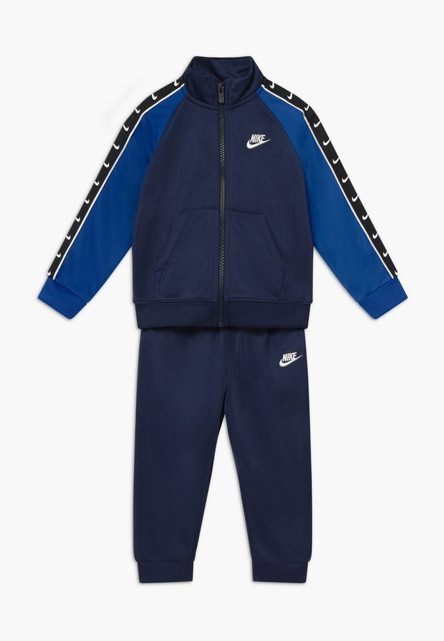 TRICOT TAPING SET - Tracksuit - midnight navy