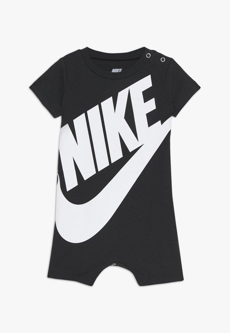 Nike Sportswear - FUTURA ROMPER BABY - Jumpsuit - black