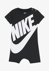 Nike Sportswear - FUTURA ROMPER BABY - Jumpsuit - black - 2