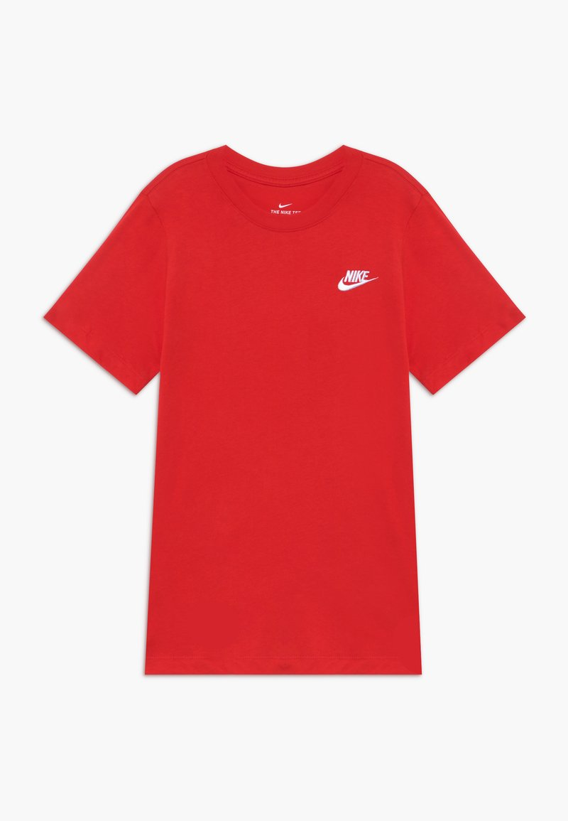 Nike Sportswear - TEE FUTURA - T-shirt basique - university red