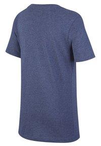 Nike Sportswear - TEE FUTURA - T-shirt basic - sanded purple - 1