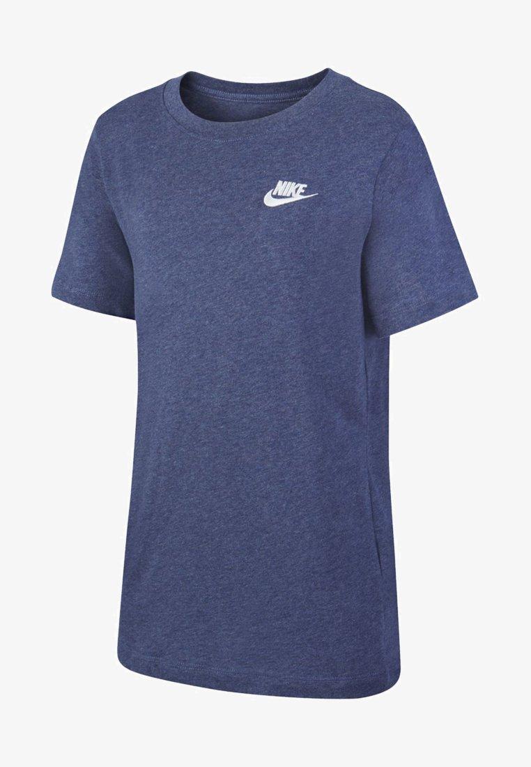 Nike Sportswear - TEE FUTURA - T-shirt basic - sanded purple