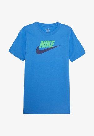 TEE FUTURA ICON  - Camiseta estampada - pacific blue