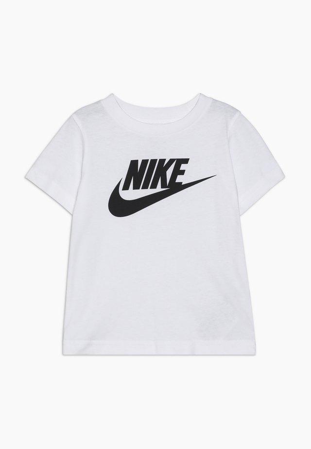 FUTURA TEE - T-Shirt print - white