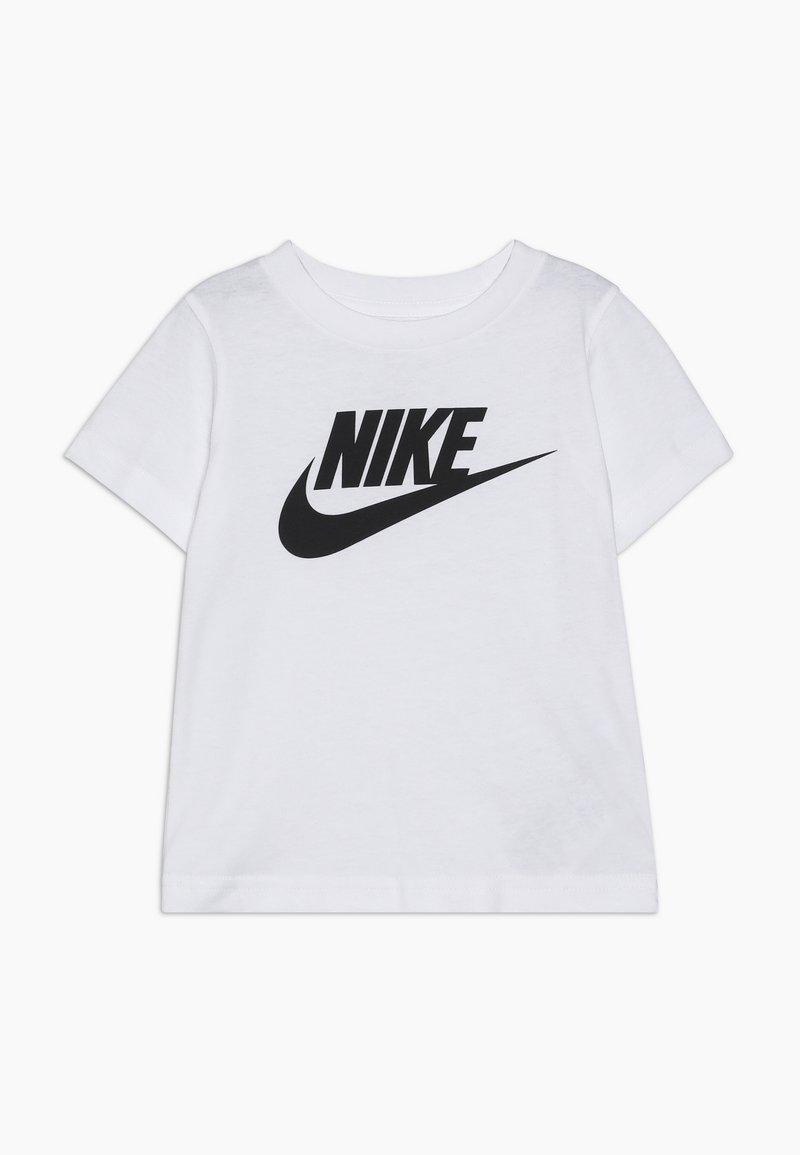 Nike Sportswear - FUTURA TEE - Camiseta estampada - white