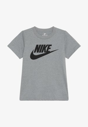 FUTURA TEE - T-shirt imprimé - dark grey heather