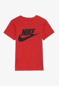 Nike Sportswear - FUTURA TEE - T-shirt print - university red - 0