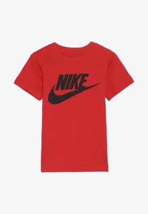 FUTURA TEE - T-shirt z nadrukiem - university red