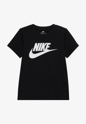 FUTURA TEE - T-shirt imprimé - black