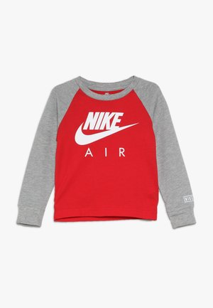 AIR RAGLAN - Longsleeve - university red