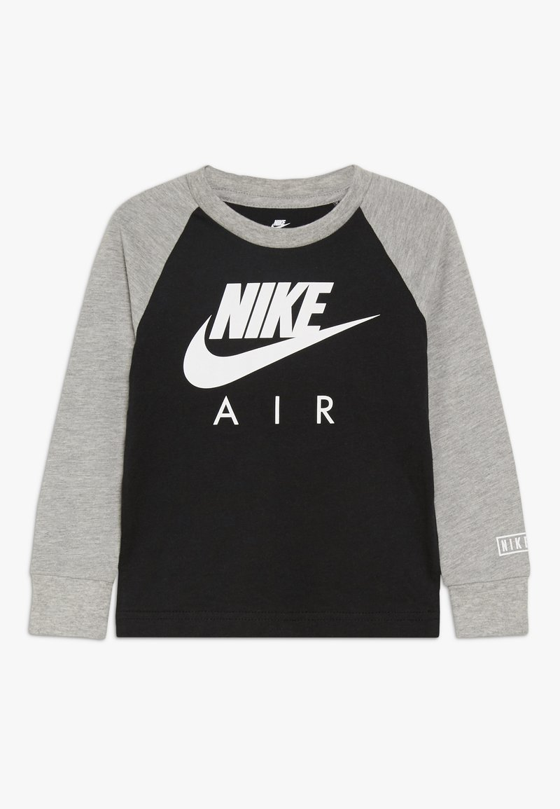 Nike Sportswear - AIR RAGLAN - Topper langermet - black