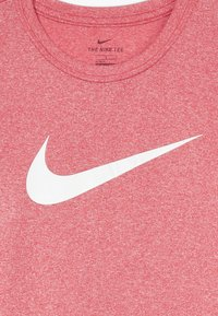 Nike Sportswear - DRY TEE SOLID - Top s dlouhým rukávem - gym red/white - 4