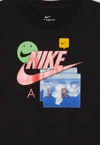Nike Sportswear - TEE FUTURE FAST AIR - Triko spotiskem - black - 3