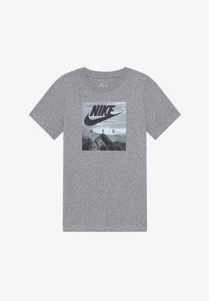 PHOTO - T-shirts med print - grey heather