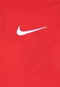 Nike Sportswear - TEE TAPE - Camiseta estampada - university red/white - 2