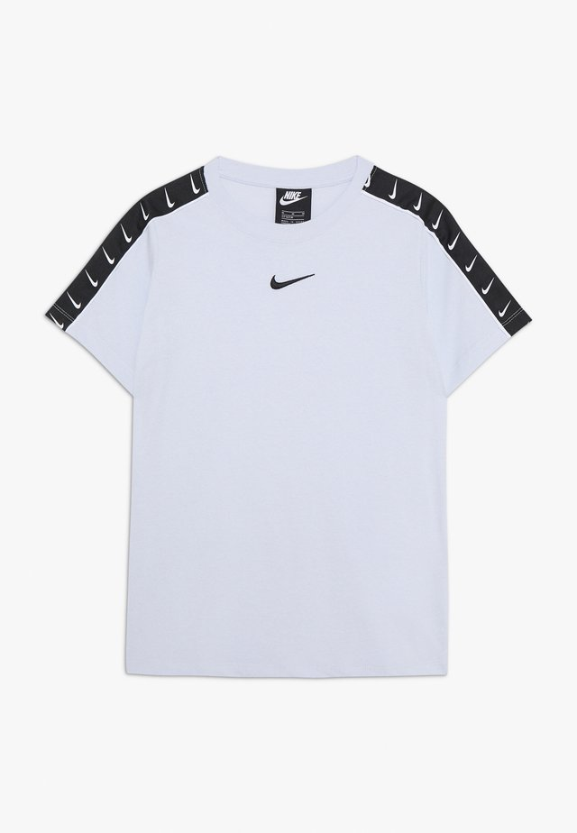 TEE TAPE - T-shirt med print - football grey