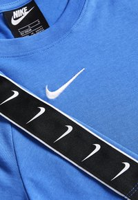Nike Sportswear - TEE TAPE - Camiseta estampada - pacific blue - 3