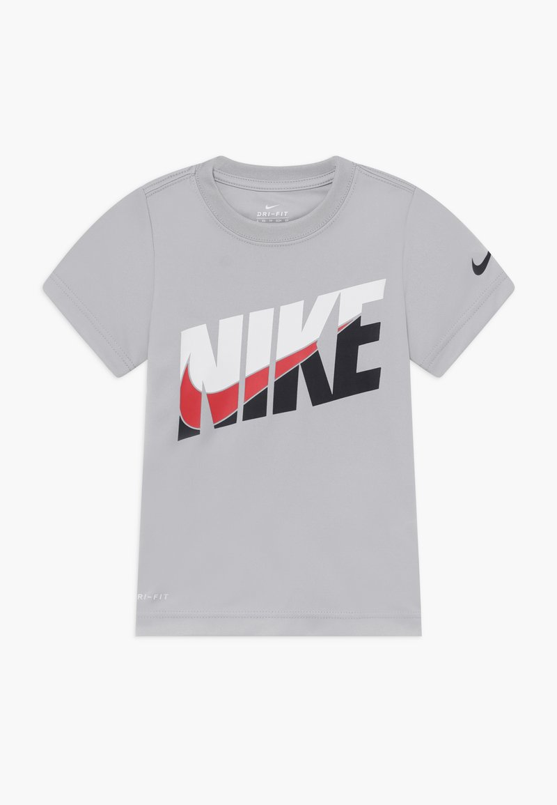 Nike Sportswear - PERFORMANCE - Print T-shirt - light smoke grey
