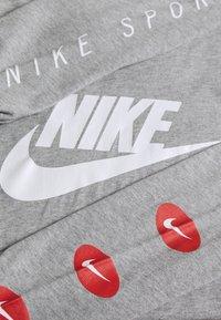 Nike Sportswear - TEE FUTURA - Longsleeve - grey heather - 3