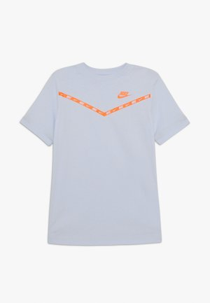 TEE CHEVRON - Triko s potiskem - football grey