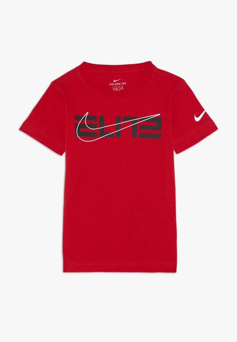 Nike Sportswear - ELITE TEE - Print T-shirt - university red